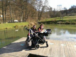 SMA Krankheit - Mein Leben mit spinaler Muskelatrophie